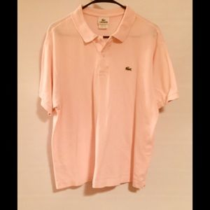 Vintage Lacoste polo style shirt